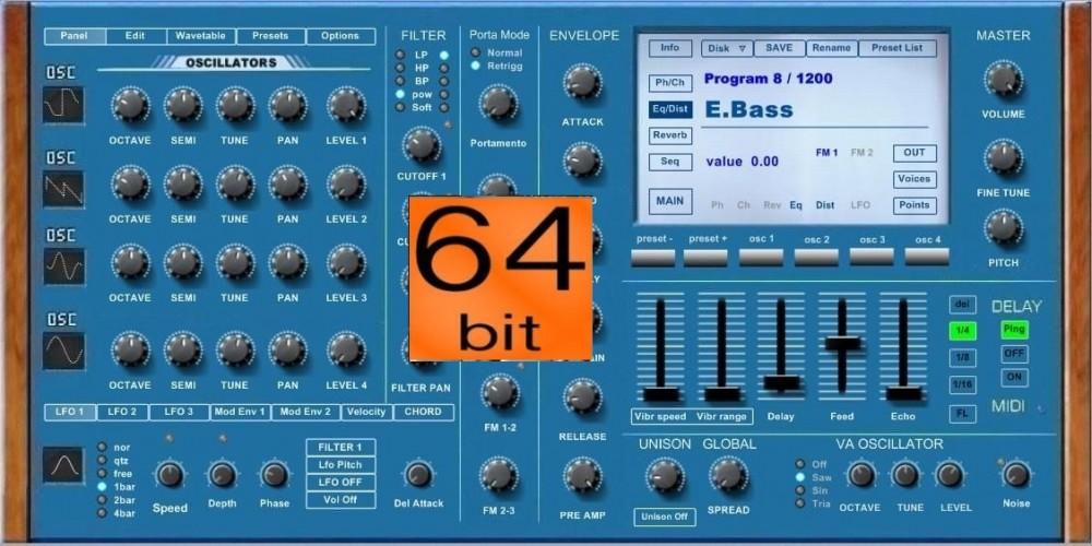 kvr: synthblitz audio updates nitroflex 2